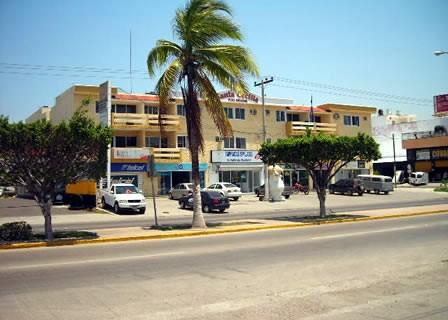 Edificio con departamentos en venta en Mazatlán