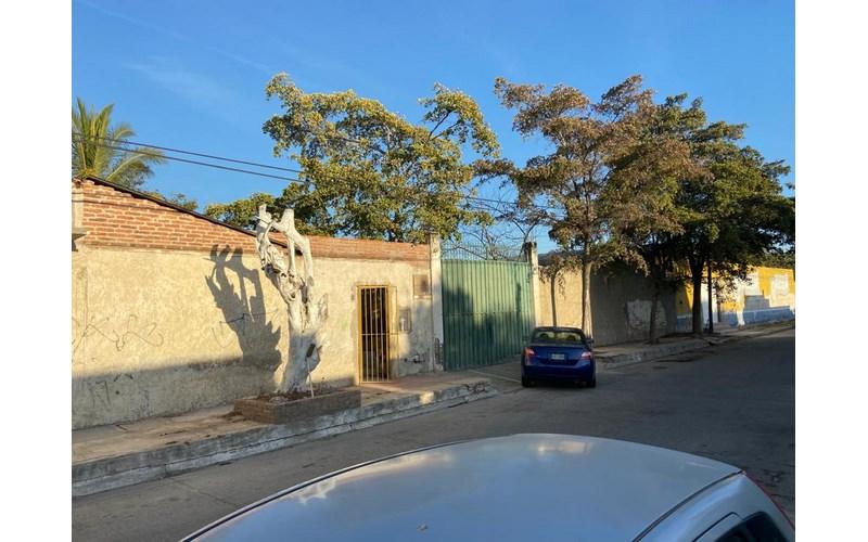 Se vende terreno en la Francisco Villa